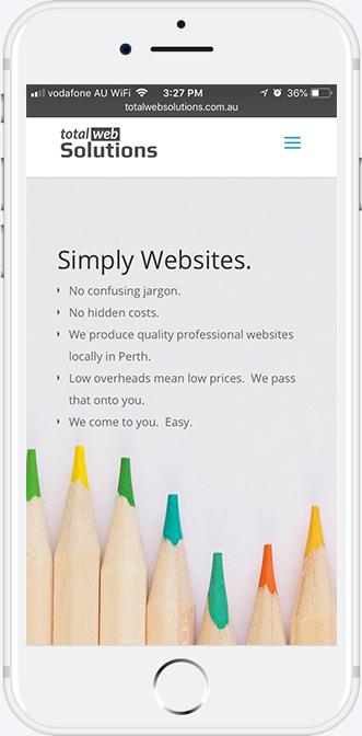 Total Web Solutions - Web design in Perth, Australia | Website